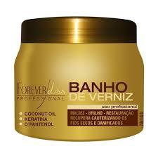 Banho de Verniz Forever Liss 250g