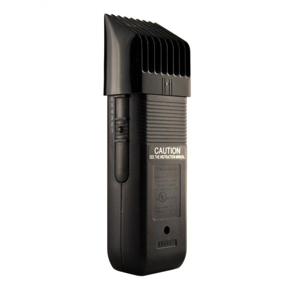 Barbeador E Aparador De Barba Panasonic Er 389k Bivolt