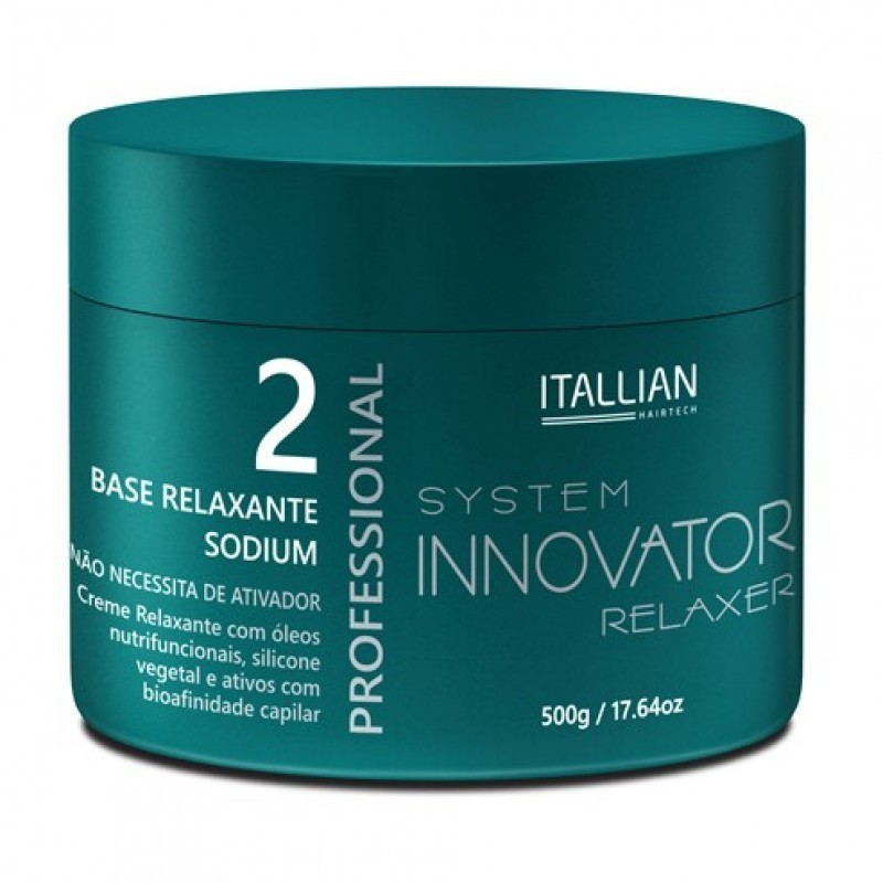 Base Relaxante Sodium Innovator Itallian Color 500g