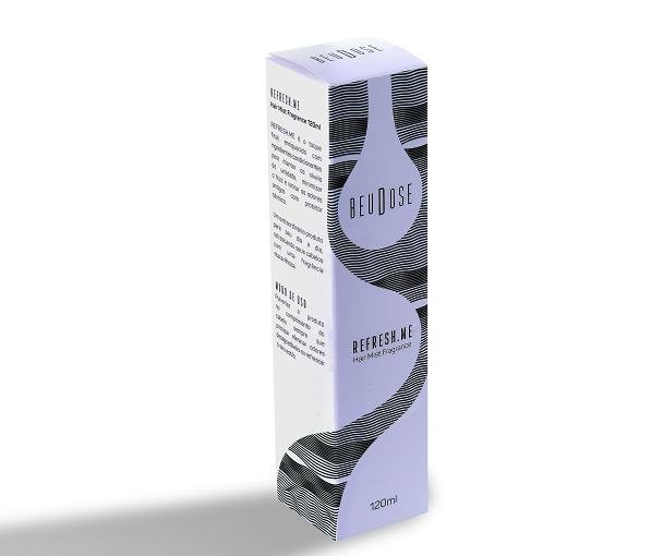 Beudose Refresh me 120ml Hair Mist Fragrance