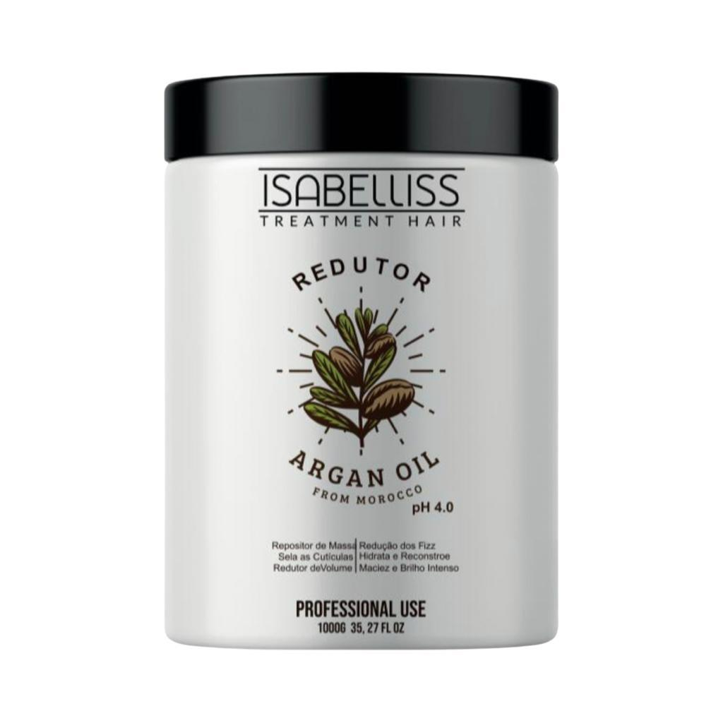 Botox Capilar Isabelliss Argan Oil Redutor 1Kg