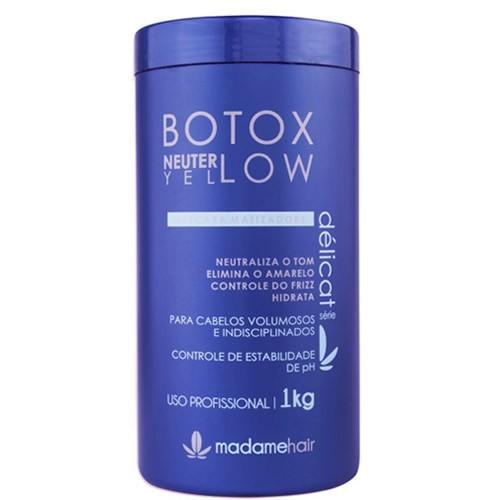 Botox Matizador Madame Lis Neuter Yellow 1Kg