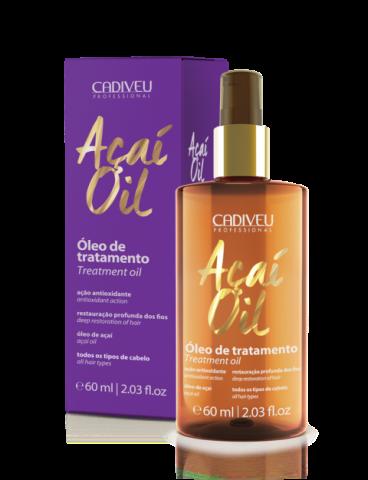 Cadiveu açai oil oleo de tratamento 60ml