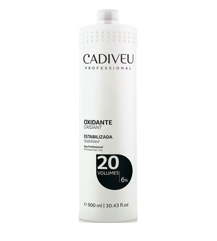 Cadiveu agua oxigenada 20 vol. 900ml