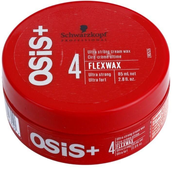Cera de Fixação Osis Flex Wax Schwarzkopf 85ml