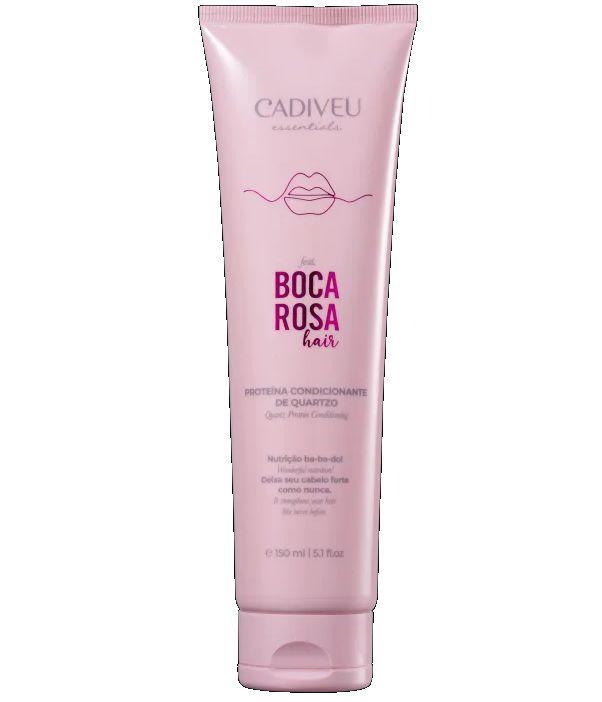 Condicionador Cadiveu Boca Rosa Proteina Quartzo 150ml