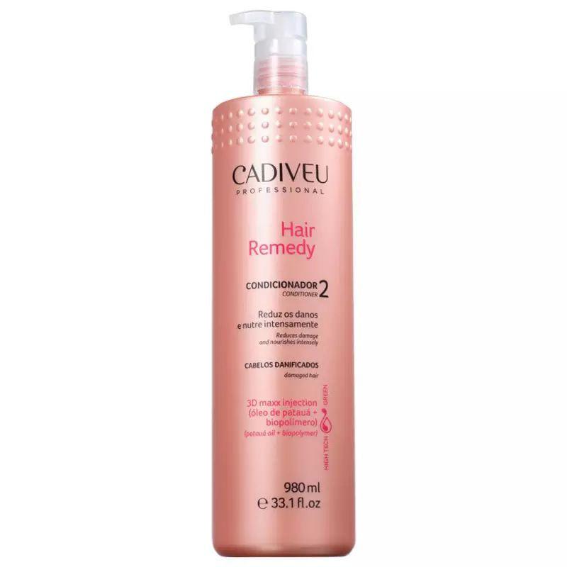 Condicionador Cadiveu Hair Remedy 980ml