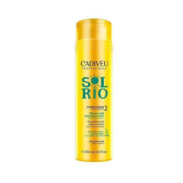 Condicionador Cadiveu Sol do Rio 250ml