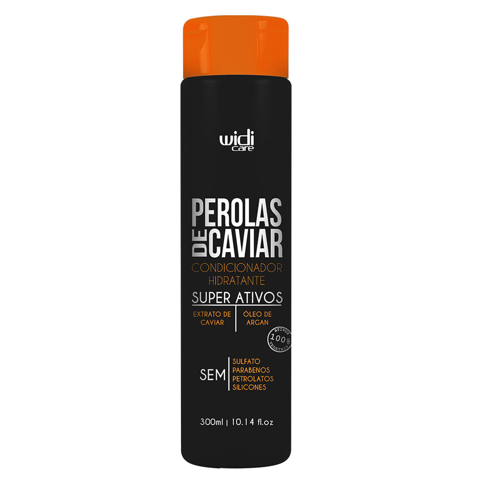 Condicionador Hidratante Widi Care Pérolas de Caviar 300ml