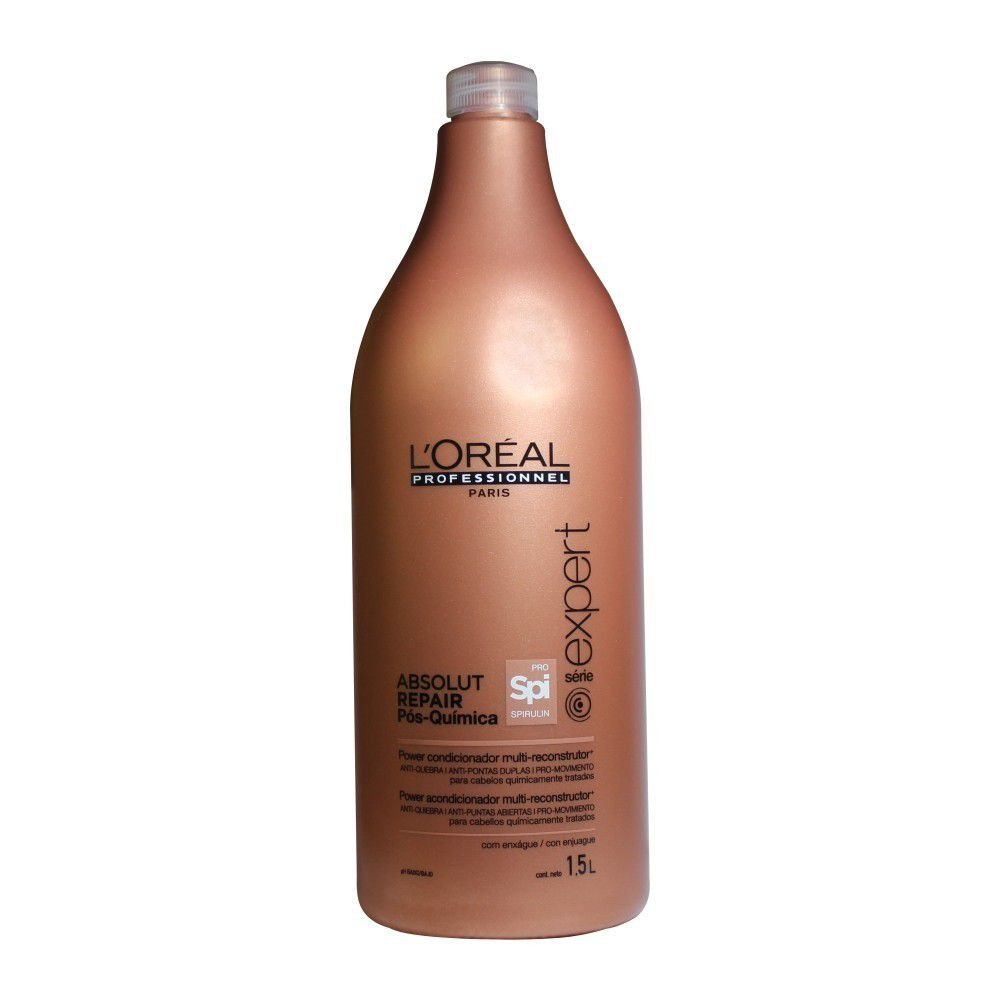 Condicionador Loreal Absolut Repair Pós-Química 1500ml