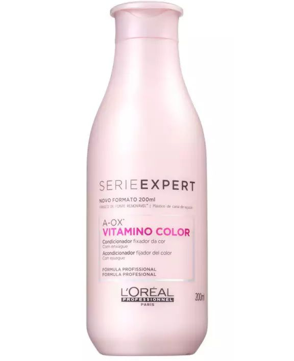 Condicionador Loreal Vitamino Color A.OX 200ml