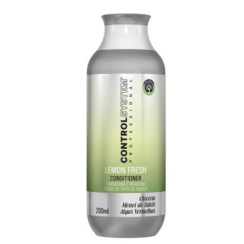 Control System Lemon Fresh - Condicionador - 200ml