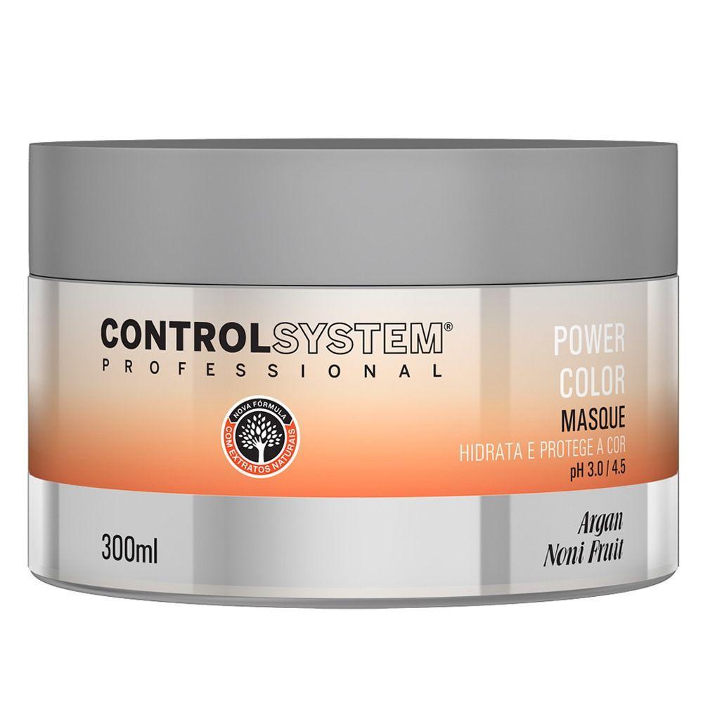 Control System Power Color - Máscara Hidratante 300ml