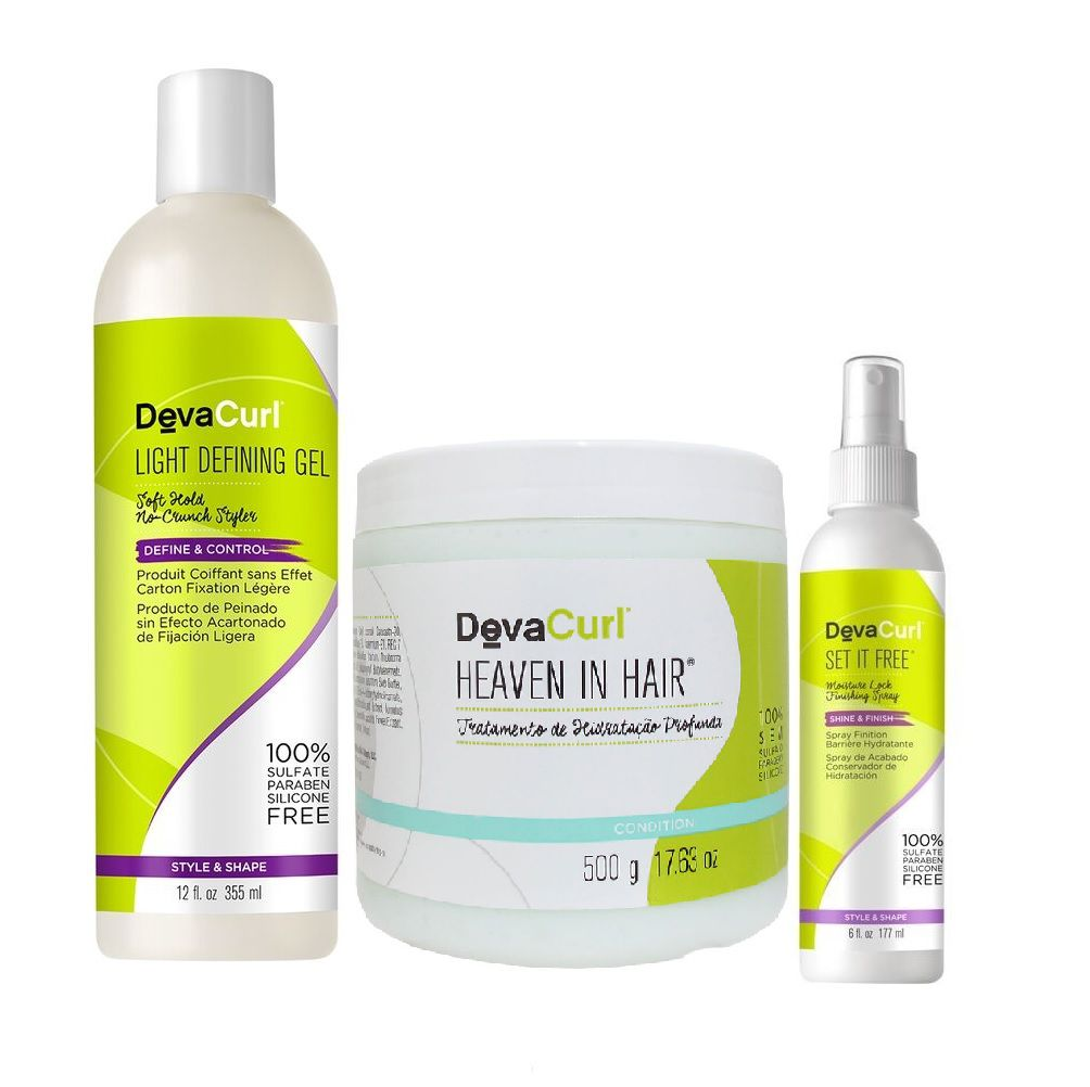 Deva Curl Angell 355ml Heaven In Hair 500g E Set It Free