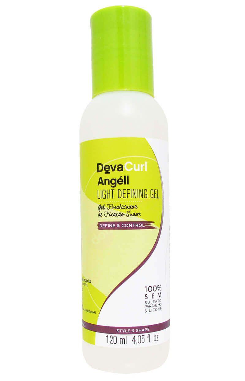 Deva Curl Angéll Gel Ativador de Cachos 120ml