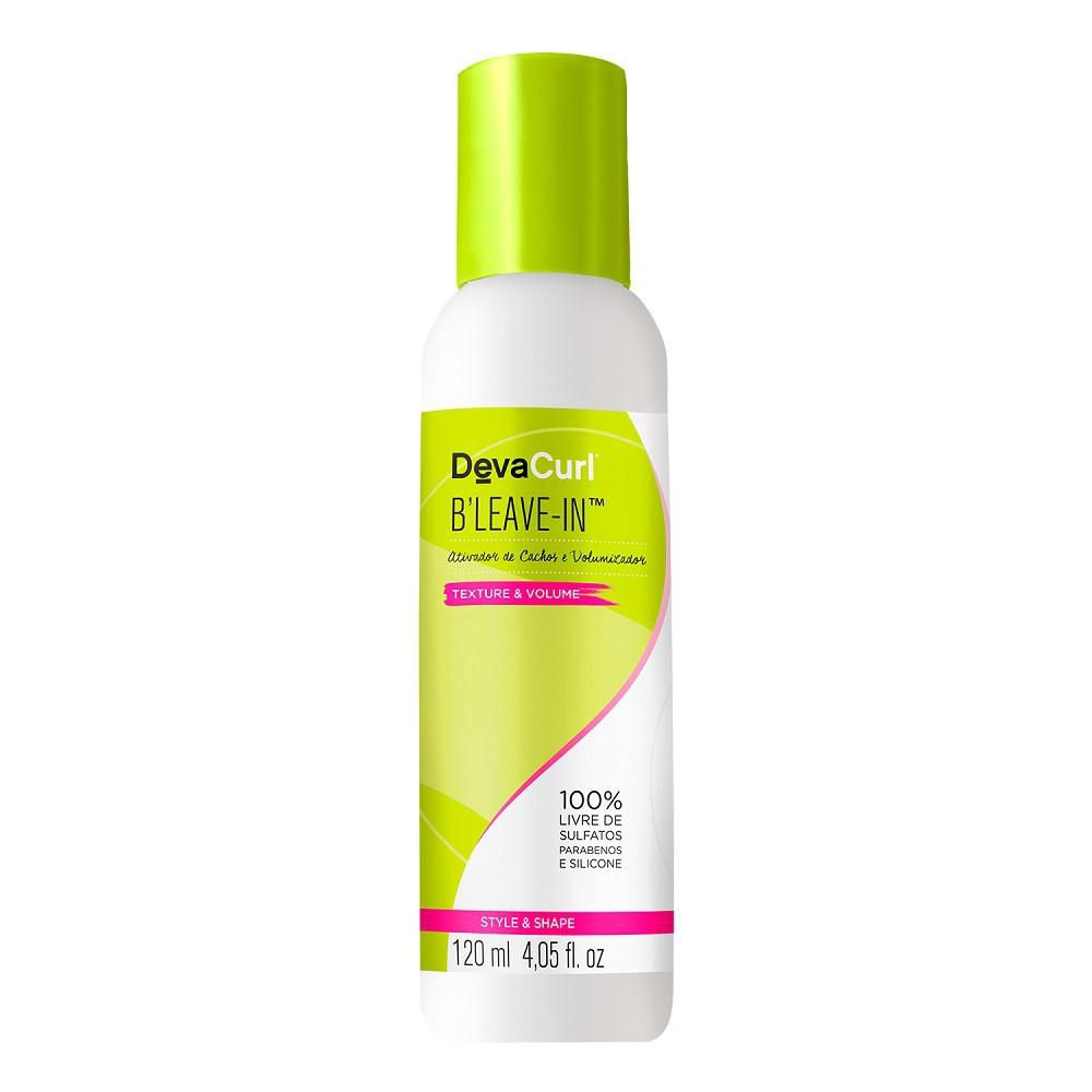 Deva Curl B Leave in Finalizador Condicionante 120 ml