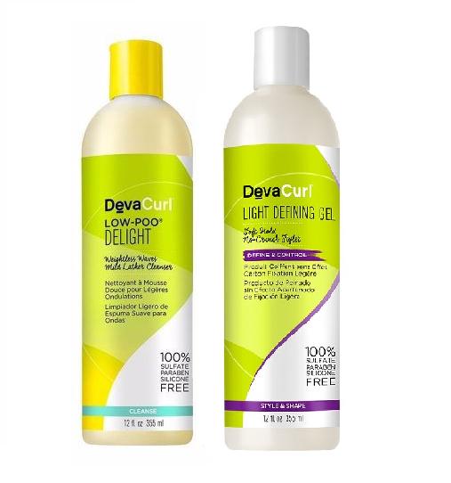 Deva Curl Delight Low Poo 355ml E Deva Curl Angell 355ml