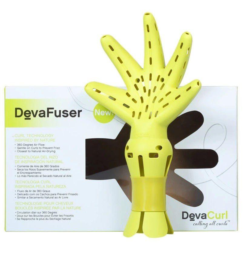 Deva Curl DevaFuser – Difusor de Cabelo Tipo Mão