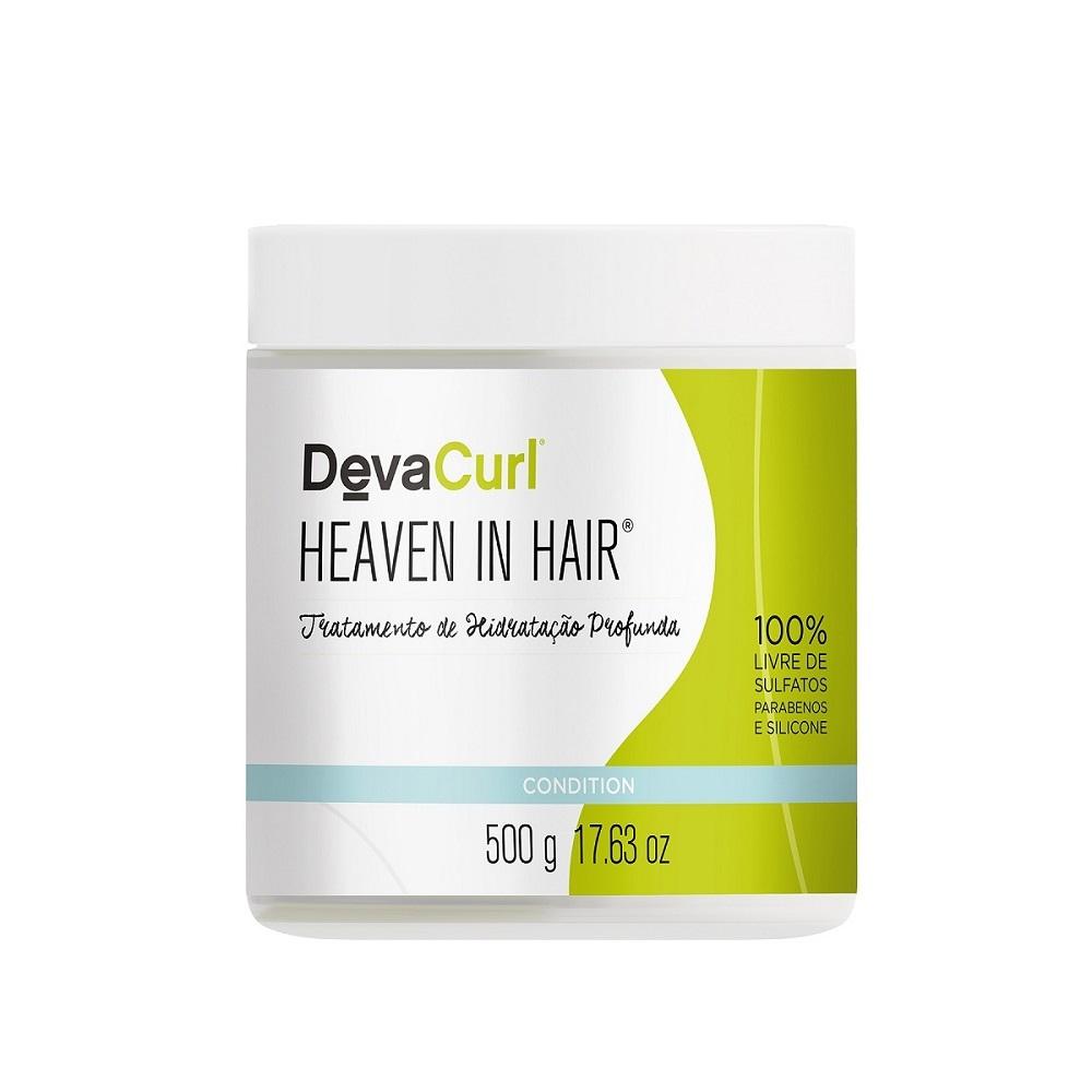 Deva Curl No Poo 1000ml E Heaven In Hair 500g