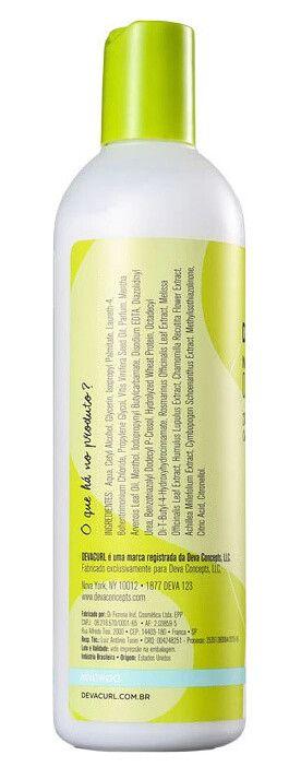 Deva Curl No-Poo 355ml Higienizador Condicionante