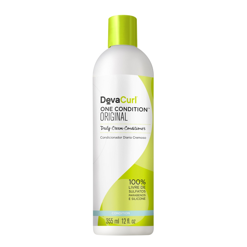 Deva Curl No Poo e One Condition 2x355 e Set It Free 120ml