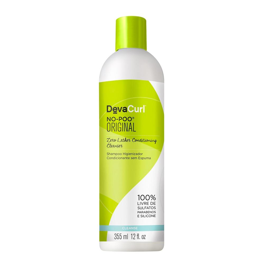 Deva Curl No Poo e One Condition Original + Supercream e Styling Cream