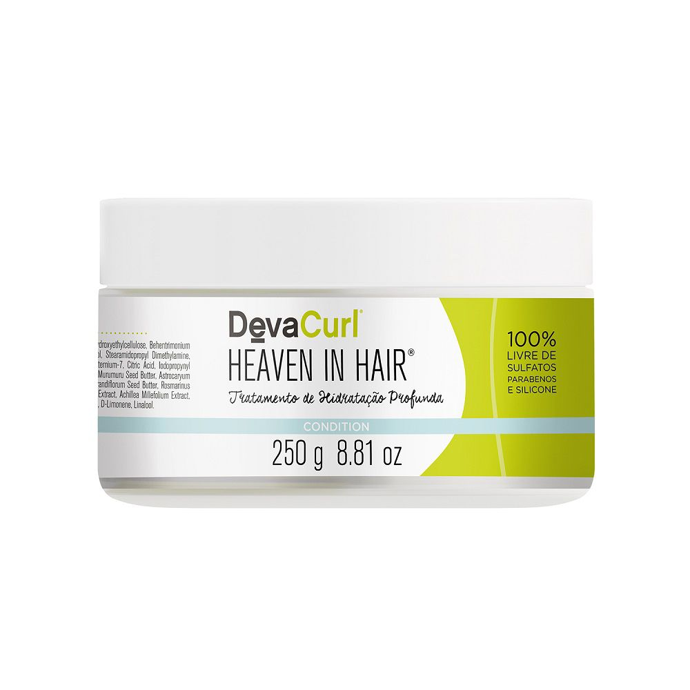Deva Curl No Poo Original 1000ml e Heaven In Hair 250g