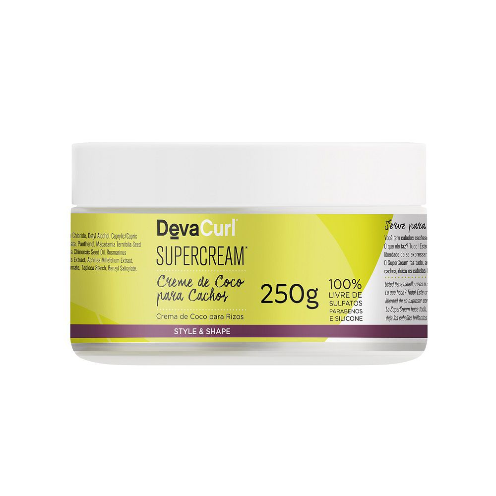 Deva Curl Supercream 250g