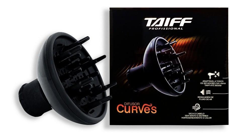 Difusor de Cachos Curves Taiff