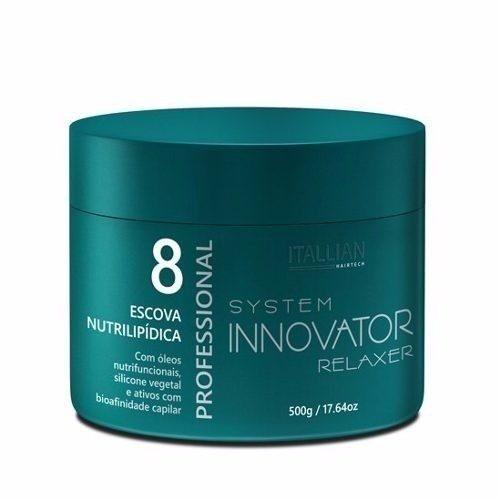 Escova Nutrilipídica Innovator Itallian Color 500g