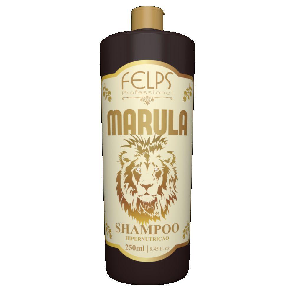Shampoo Felps Marula Hipernutrição 250gr