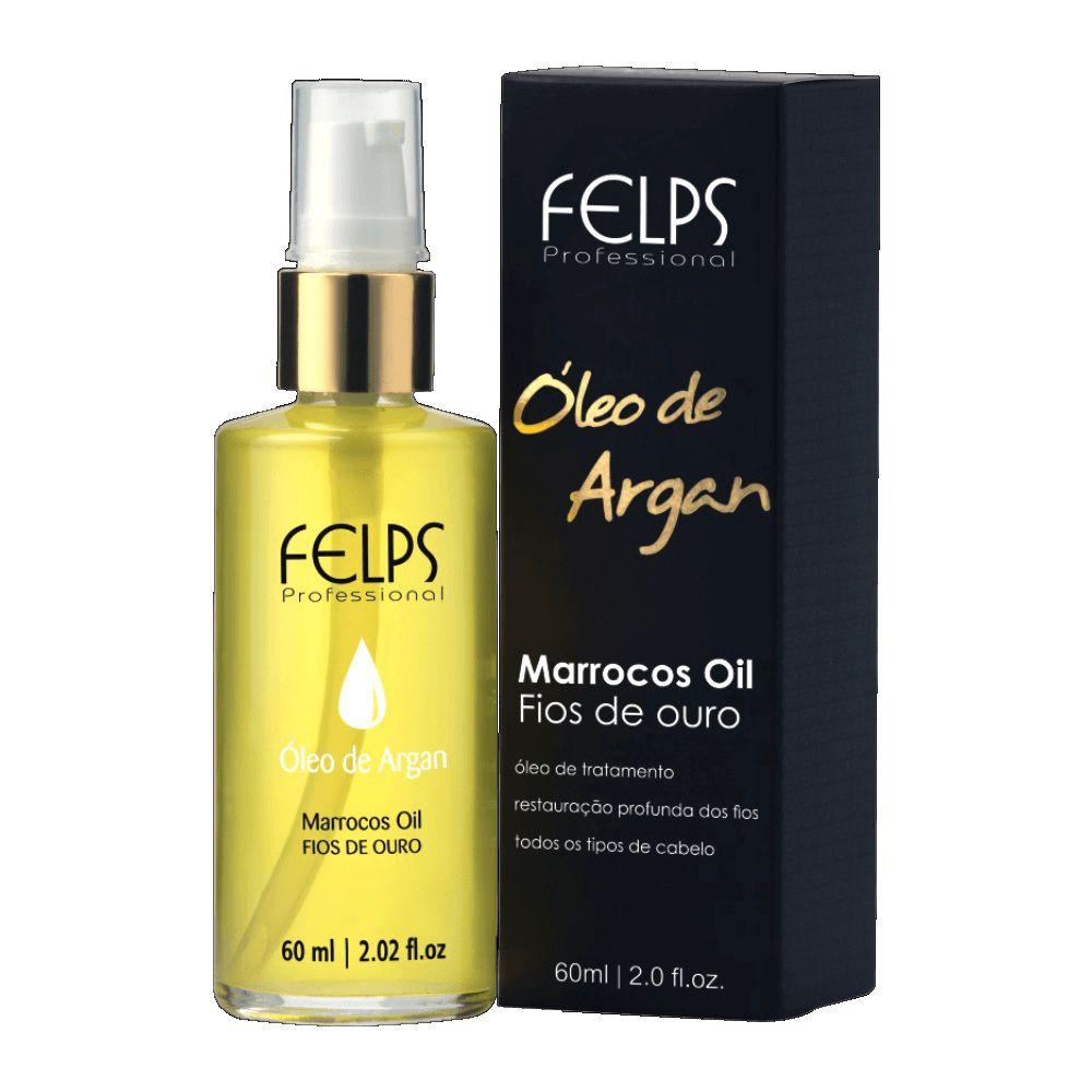 Felps óleo de argan 60ml