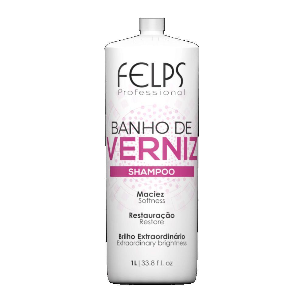 Shampoo Felps Banho de Verniz 1000ml
