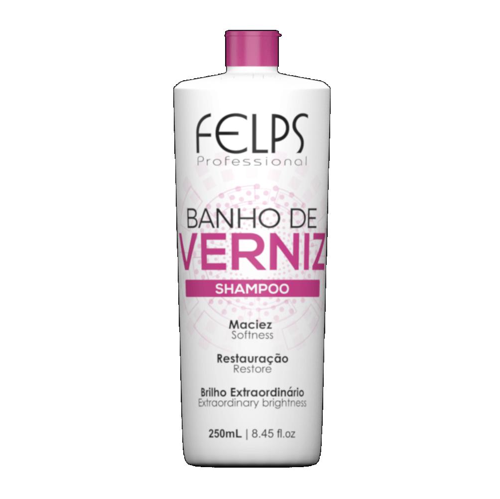 Shampoo Felps Banho de Verniz 250ml