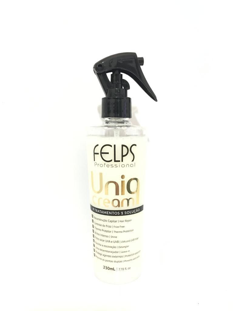 Felps Uniq Cream Tratamento 9 em 1 de 230ml
