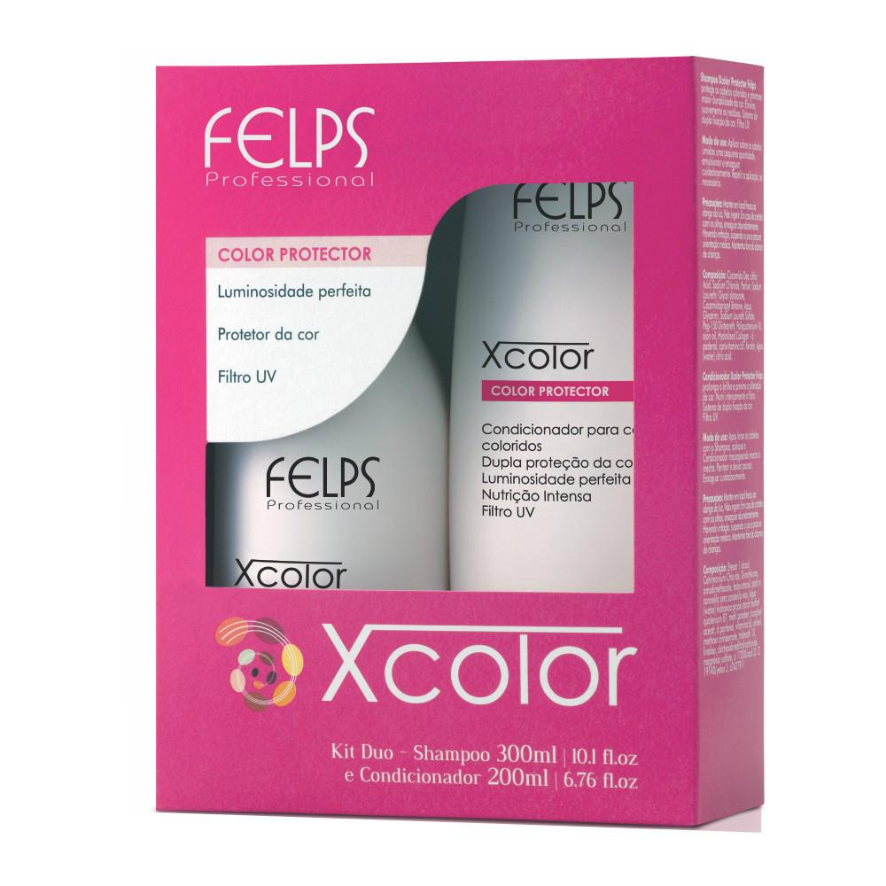 FELPS XCOLOR KIT DUO HOME CARE