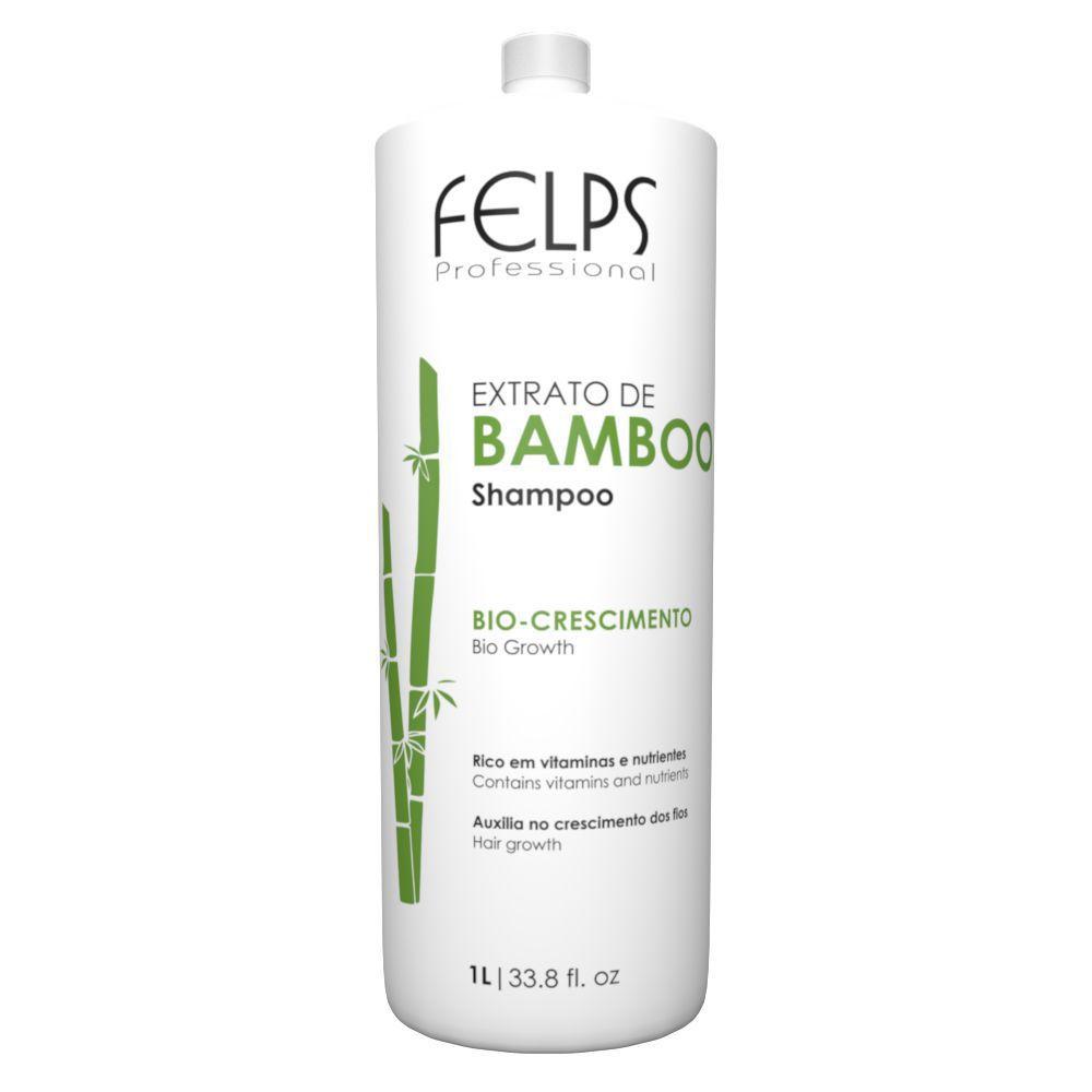 Shampoo Felps Extrato de Bamboo 1000ml
