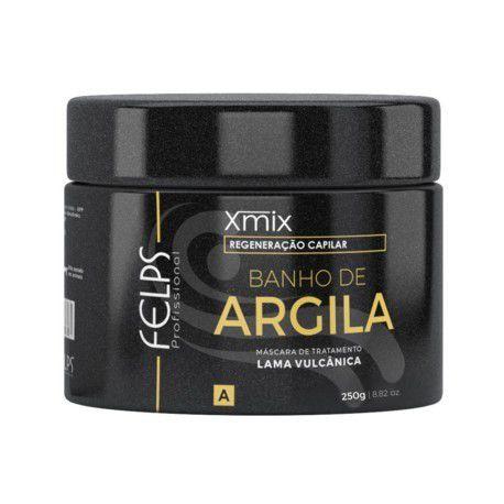 FELPS XMIX BANHO DE ARGILA 250GR