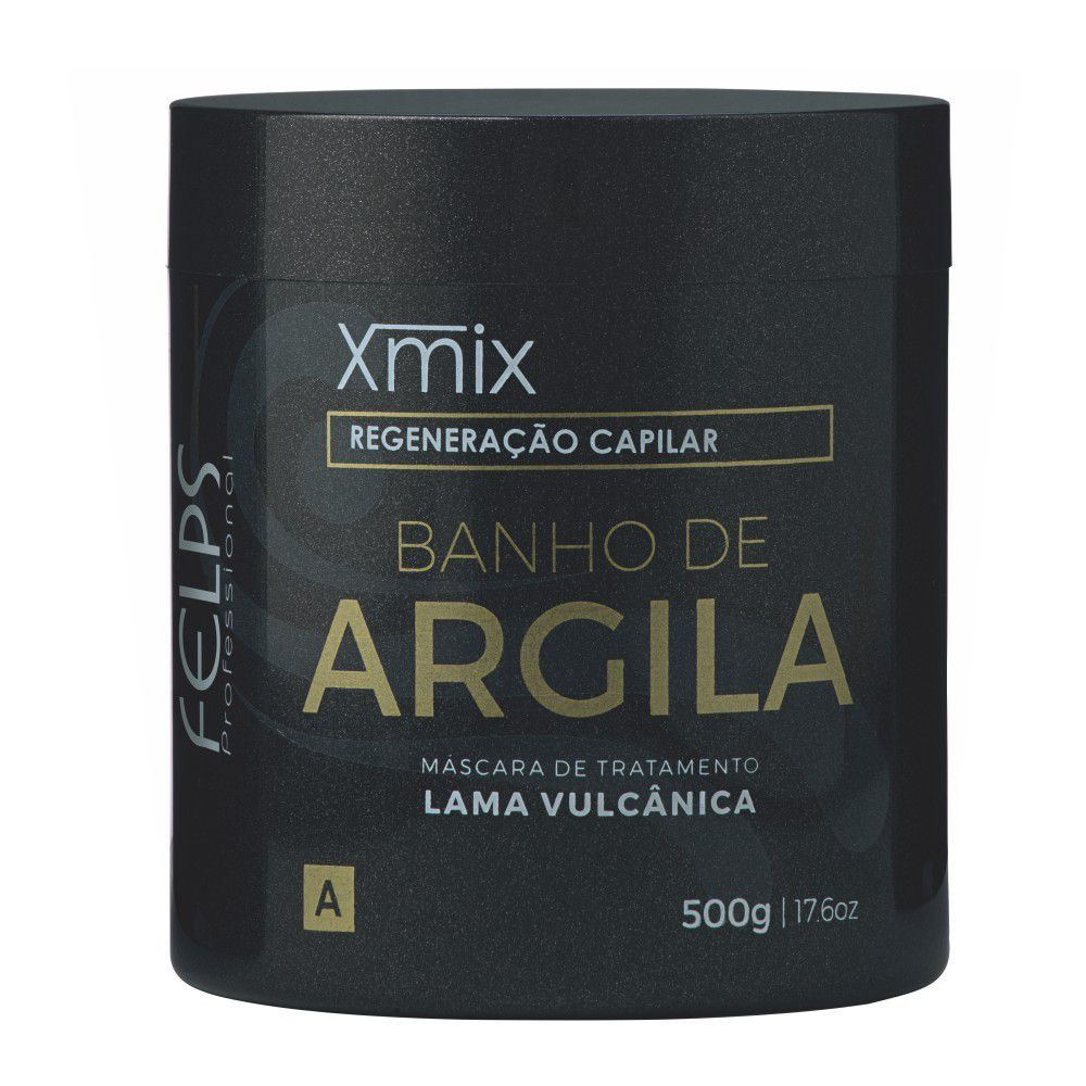 FELPS XMIX BANHO DE ARGILA 500GR