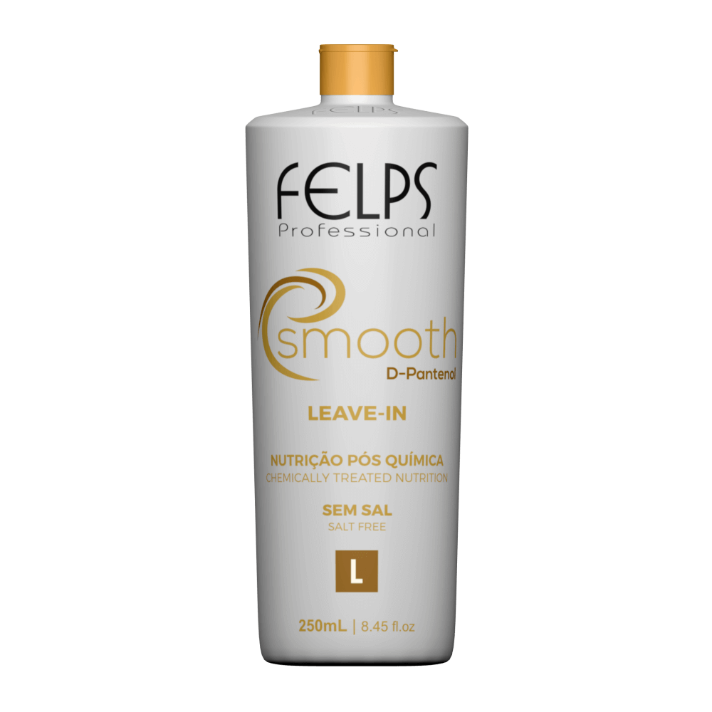 Leave-in Felps Smooth Pós Química 250ml