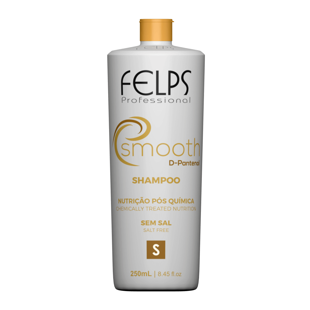 FELPS XMIX SMOOTH SHAMPOO 250ML