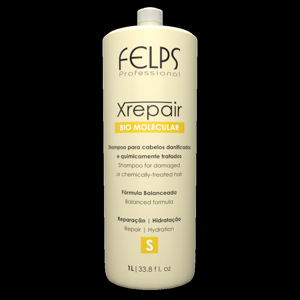 Shampoo Felps X-repair Bio Molecular 1000ml