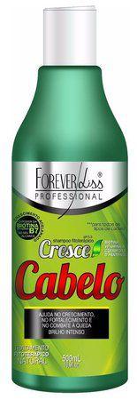 Forever Liss Shampoo Cresce Cabelo 500ml
