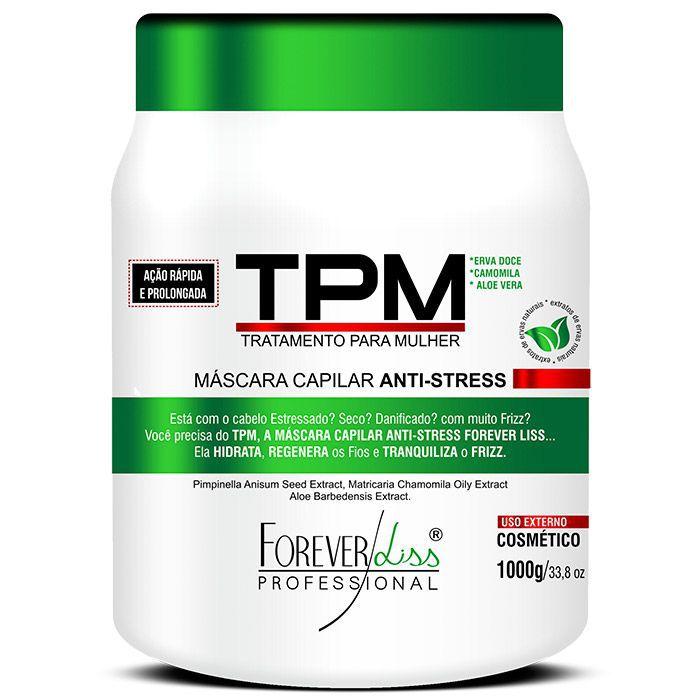 Forever Liss TPM Máscara Capilar Anti Stress 1kg