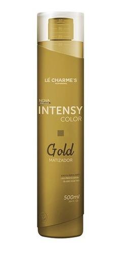 Intensy Color Matizador Gold - 500ml Lé Charme's