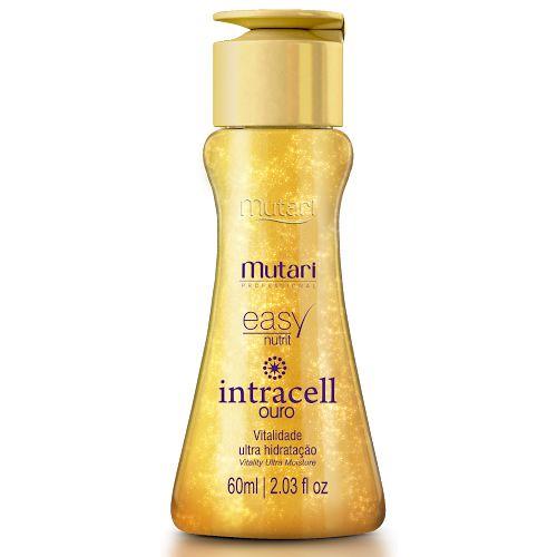 Intracell Ouro Mutari Vitalidade Ultra Hidratação 60ml