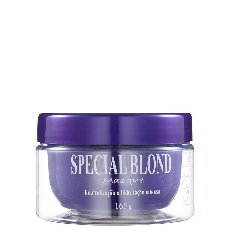 K.PRO Máscara Special Blonde 165G