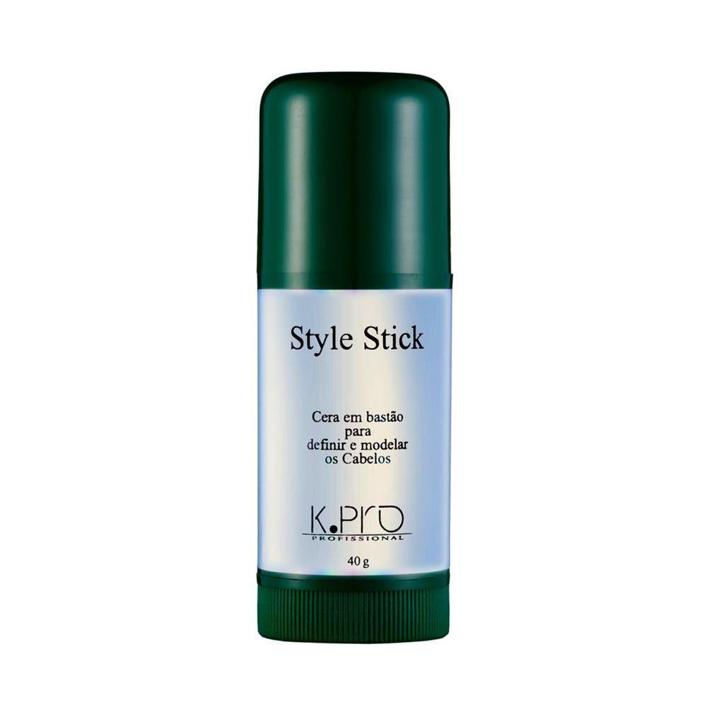 K.Pro Style Stick Cera em Bastão 50g