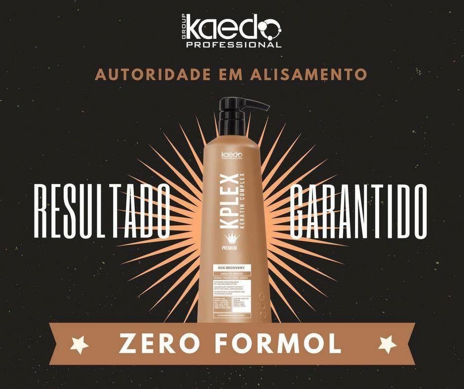 Kaedo Kplex Premium Liso Absoluto 1000ml