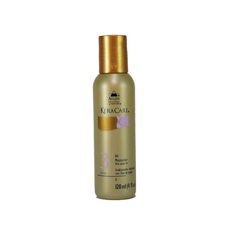 Avlon KeraCare Oil Moisturizer w/ Jojoba Oil 120ml